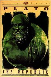 Capa do livro A República de Platão