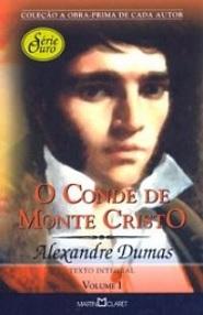 Capa do livro O Conde de Monte Cristo