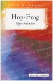 Capa do livro Hop-Frog de Edgar Allan Poe
