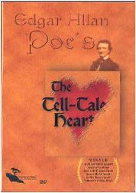 Capa do livro O Coração Revelador de Edgar Allan Poe