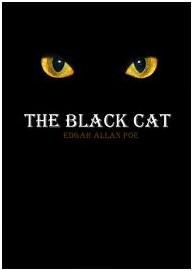 Capa do livro O Gato Negro de Edgar Allan Poe