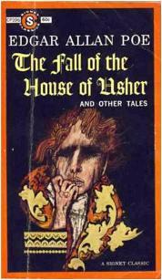Capa do livro A Queda da Casa de Usher