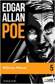 Capa do livro William Wilson de Edgar Allan Poe