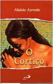 Capa do livro O Cortiço