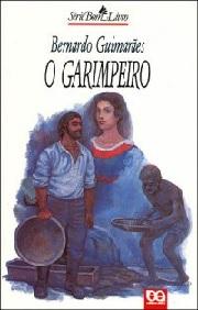 Capa do livro O Garimpeiro