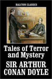 Capa do livro Contos de Mistério de Sir Arthur Conan Doyle