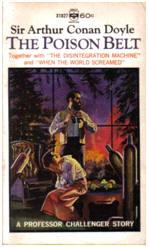 Capa do livro O Dia em que o Mundo Acabou de Sir Arthur Conan Doyle