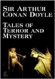 Capa do livro Histórias Extraordinárias de Sir Arthur Conan Doyle