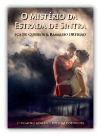 Capa do livro O Mistério da Estrada de Sintra