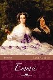 Capa do livro Fantasias de Emma de Jane Austen