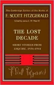 Capa do livro A Década Perdida