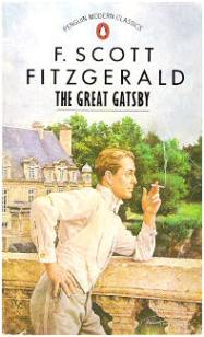 Capa do livro O Grande Gatsby de F. Scott Fitzgerald