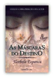 Capa do livro As Máscaras do Destino