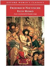 Capa do livro Ecce Homo