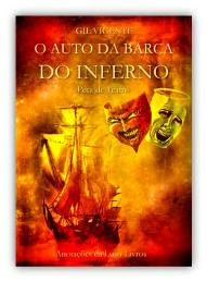 Capa do livro Auto da Barca do Inferno