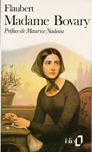 Capa do livro Madame Bovary de Gustave Flaubert