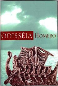Capa do livro Odisseia