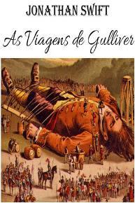 Capa do livro As Viagens de Gulliver