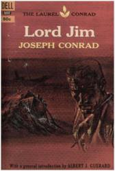 Capa do livro Lord Jim