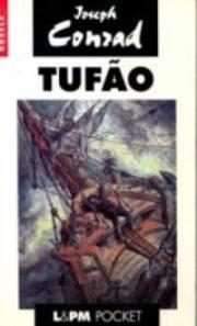 Capa do livro Tufão