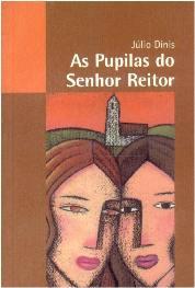 Capa do livro As Pupilas do Senhor Reitor