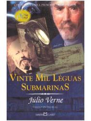 Resumo do livro Vinte Mil Léguas Submarinas
