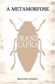Capa do livro A Metamorfose