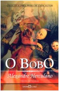 Capa do livro O Bobo