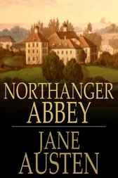 Capa do livro O Mistério de Northanger de Jane Austen