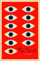 Capa do livro O Processo de Franz Kafka
