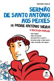 Capa do livro Sermão de Santo António aos Peixes de Padre António Vieira