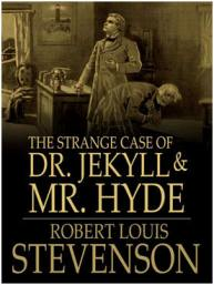 Capa do livro O Estranho Caso de Dr. Jekyll e Mr. Hyde