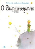 Capa do livro O Principezinho de Antoine de Saint-Exup�ry