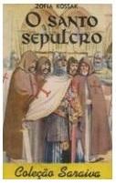 Capa do livro O Rei Leproso de Zofia Kossak