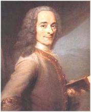 Foto de Voltaire