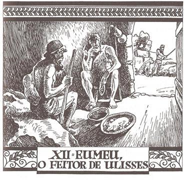 XII - Eumeu, o feitor de Ulisses