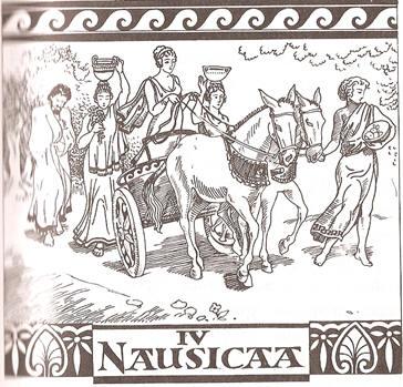 IV - Nausicaa