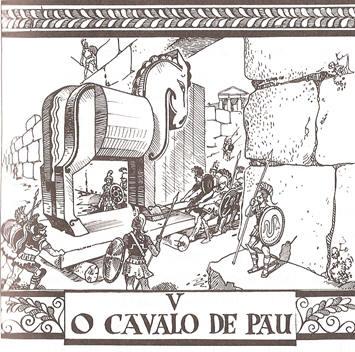 V - O Cavalo de Pau