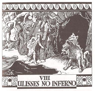 VIII - Ulisses no Inferno